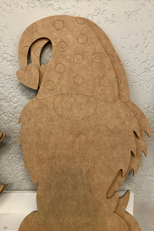 Gnome Door Hanger