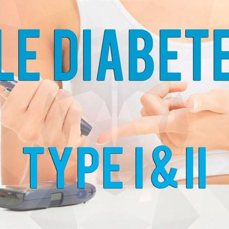 Le diabète : Causes, symptômes et traitement naturel