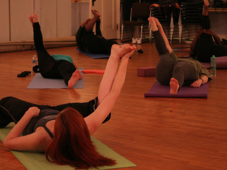 TWO DAY SPECIALIST YOGA THERAPY COURSES in Plymouth