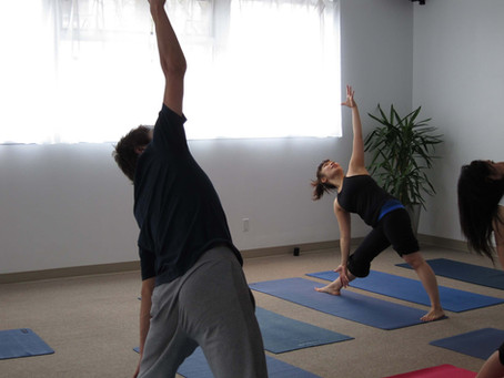 BEST YOGA CLASSES IN PLYMOUTH