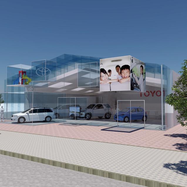 TOYOTA Car Dealership 1