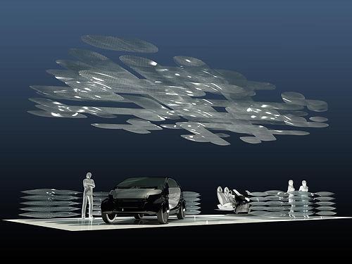東京モーターショー ブース設計03