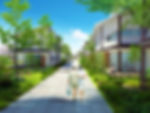 Villa design Tokyo Koto city