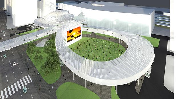 Busan Station Complex 01