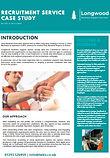 Recruitment Service Case Study - Image.J