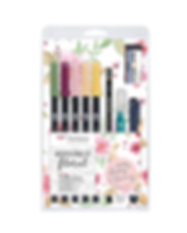 tombow set floral.png