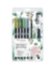 tombow set greenery.png