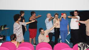SPECTACLE LE CABARET SHOW DE LA MAISON BLEUE