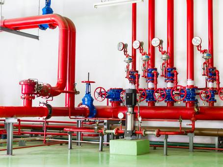 Existe el concepto de que eso de la protección contra incendios es relativamente fácil.