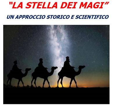 """""""La stella dei Magi"""" 15/12/2019"""