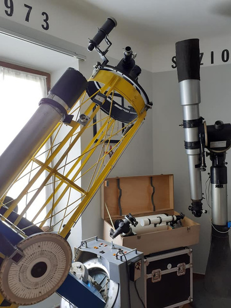 Telescopi storici