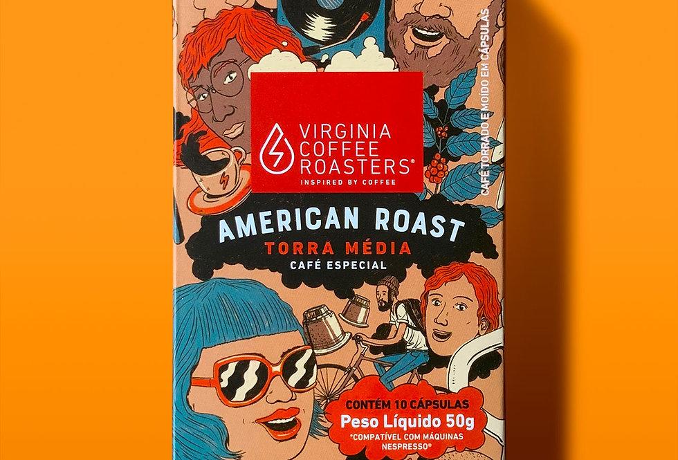 Cápsulas American Roast