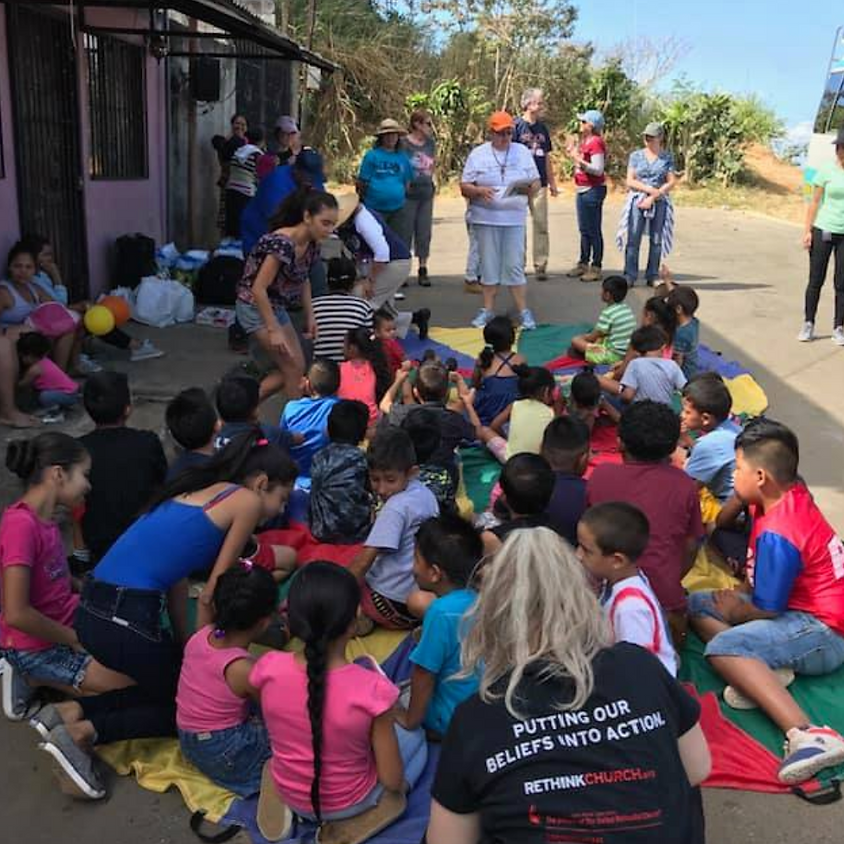 Costa Rica Mission Trip 2020 - Informational Meetings