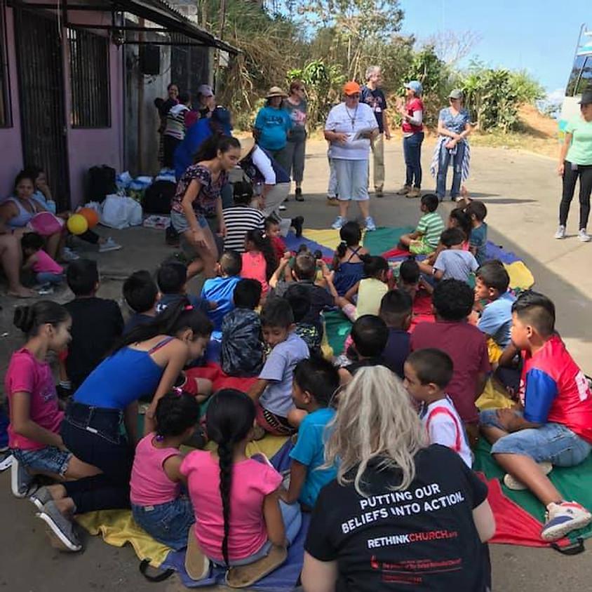 Costa Rica Mission Trip 2020