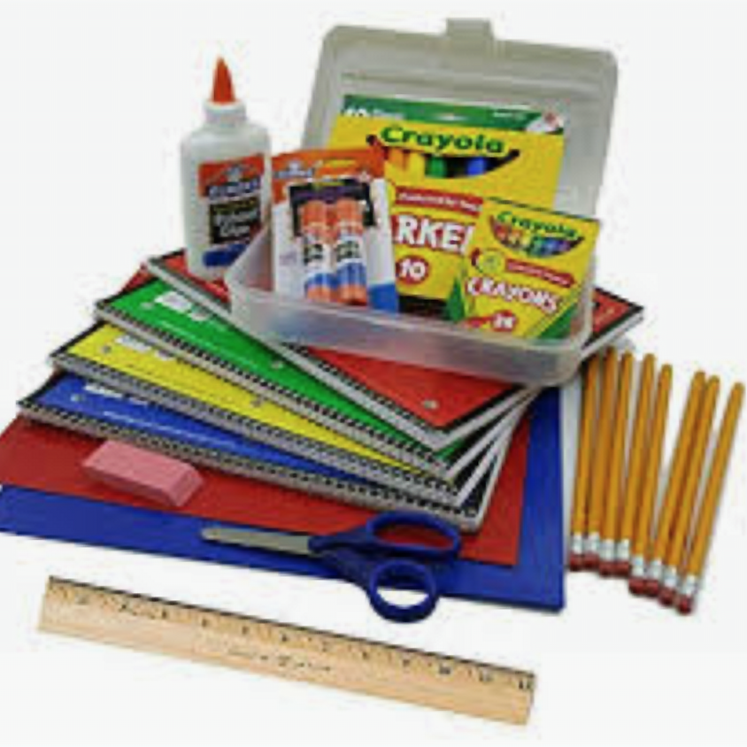 School Kits for God's Coop Pantry