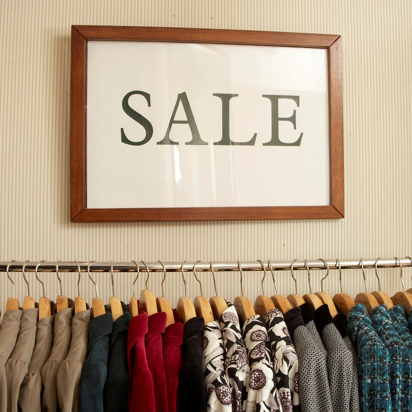 Annual Clothing Sale