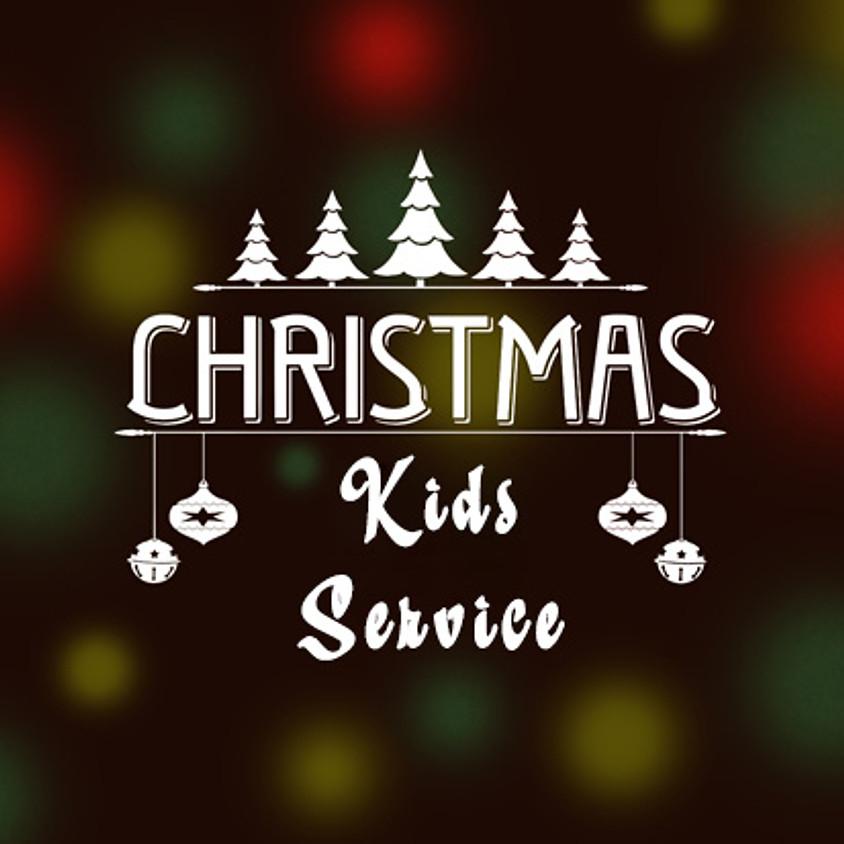 Christmas Eve Kids Worship