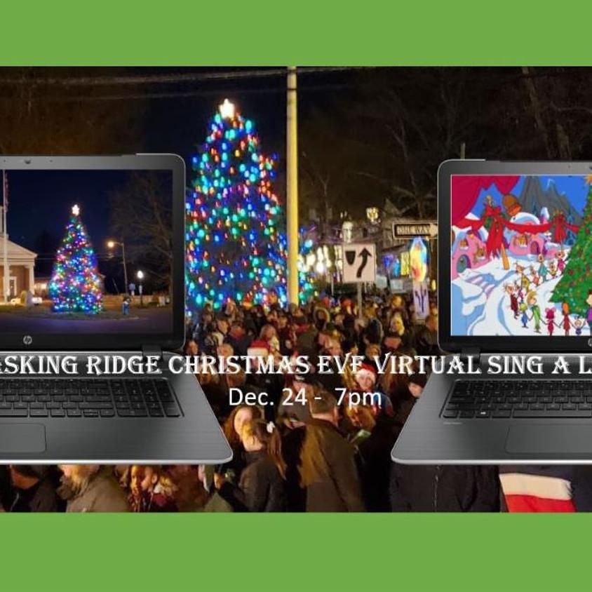Downtown Basking Ridge Christmas Eve Sing-Along