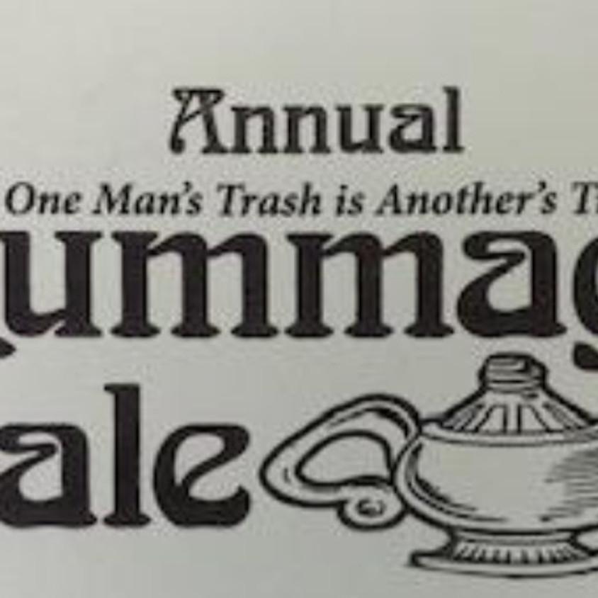 Annual UMW Rummage Sale - **RESCHEDULED TENTATIVE DATE Sept. 18 &19th**