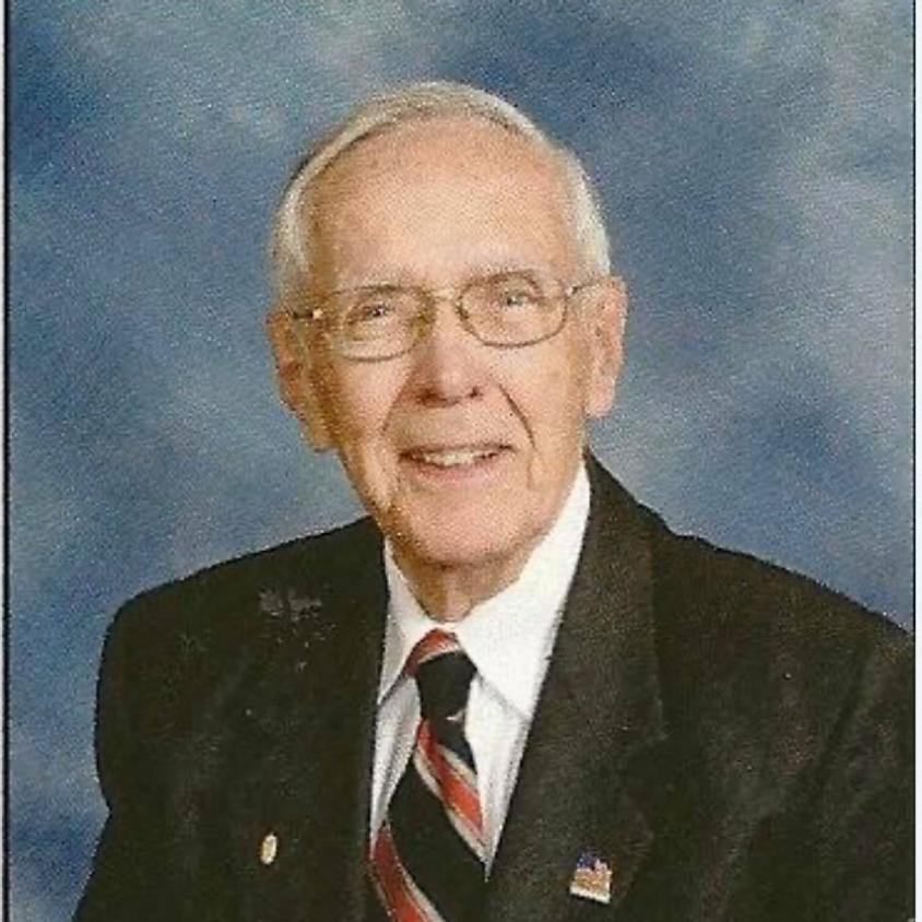 Memorial Service for Gordon Clark