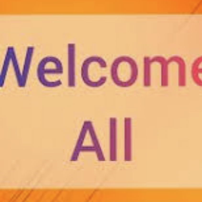 Welcome All Committee