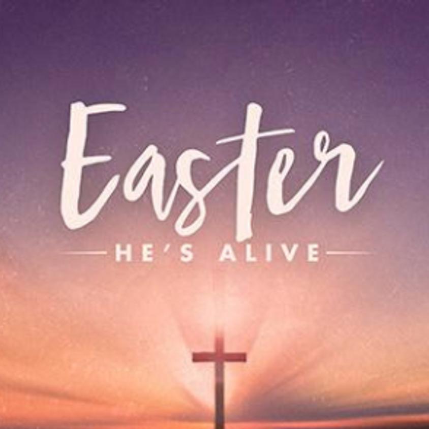 EASTER: RESURRECTION SUNDAY!