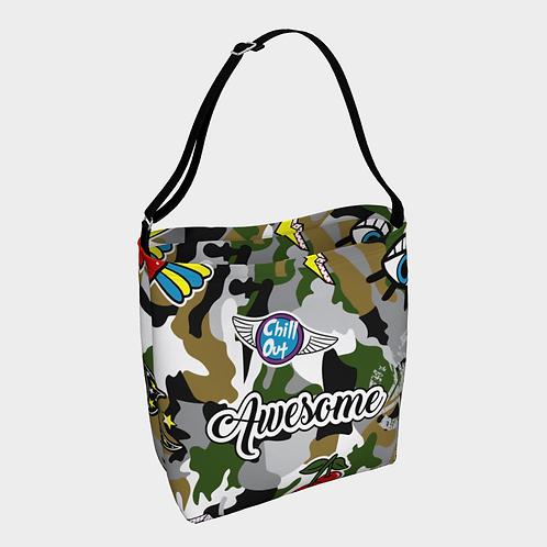Awesome Urban Tote Bag