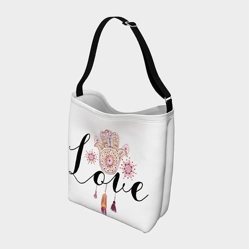 Love Urban Tote Bag