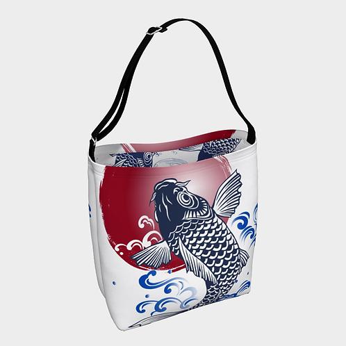 Koi Urban Tote Bag