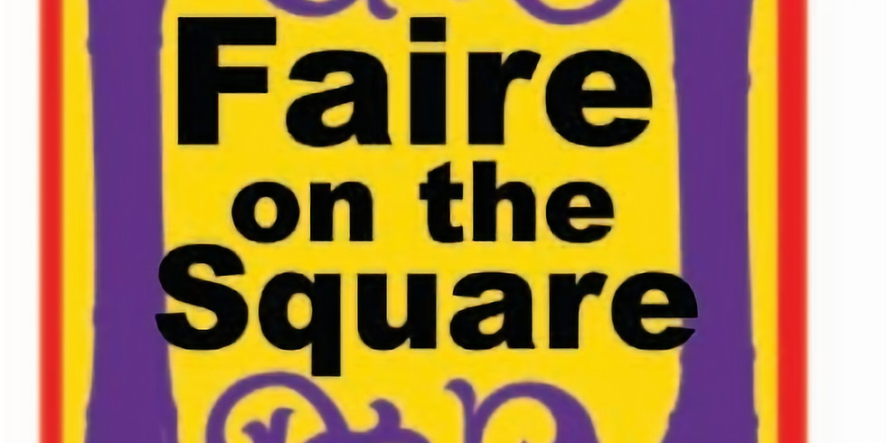 2019 FAIRE ON THE SQUARE IN WATERTOWN