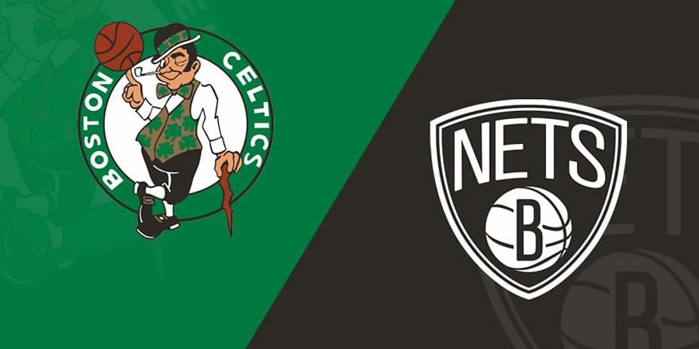 Phunk Performs @BostonCeltics Vs Brooklyn Nets