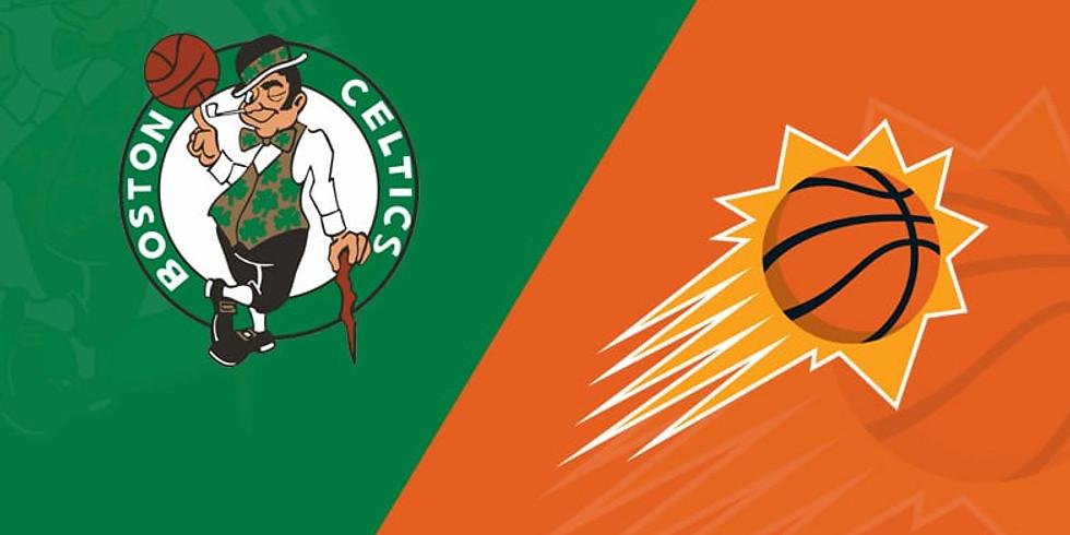 Phunk Performs @BostonCeltics Vs Phoenix Suns