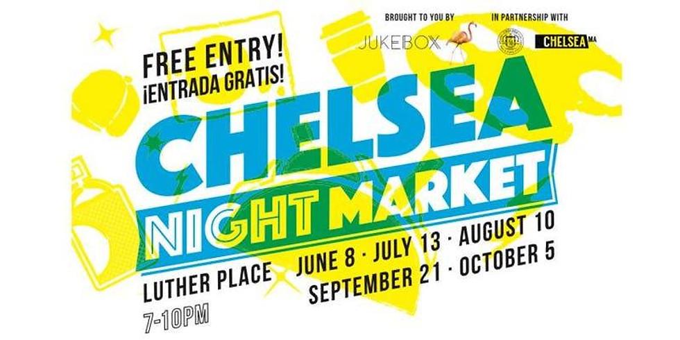 Chelsea Night Oct 5th