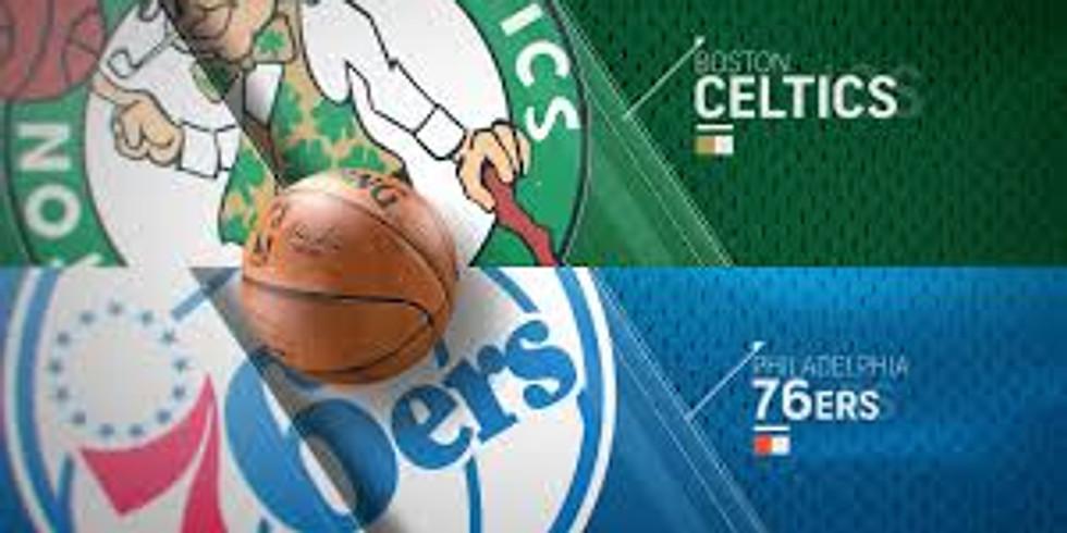 Phunk Performs @BostonCeltics Vs Philadelphia 76ers