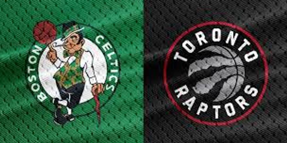 Phunk Performs @BostonCeltics Vs Toronto Raptors