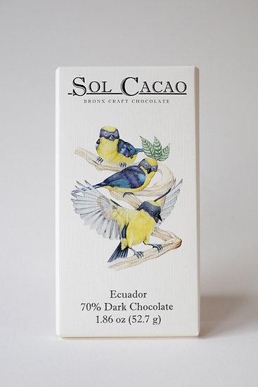 70% Ecuador Chocolate