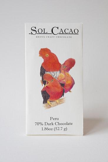 70% Peru Chocolate