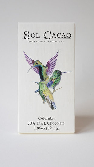 70% Colombia Chocolate
