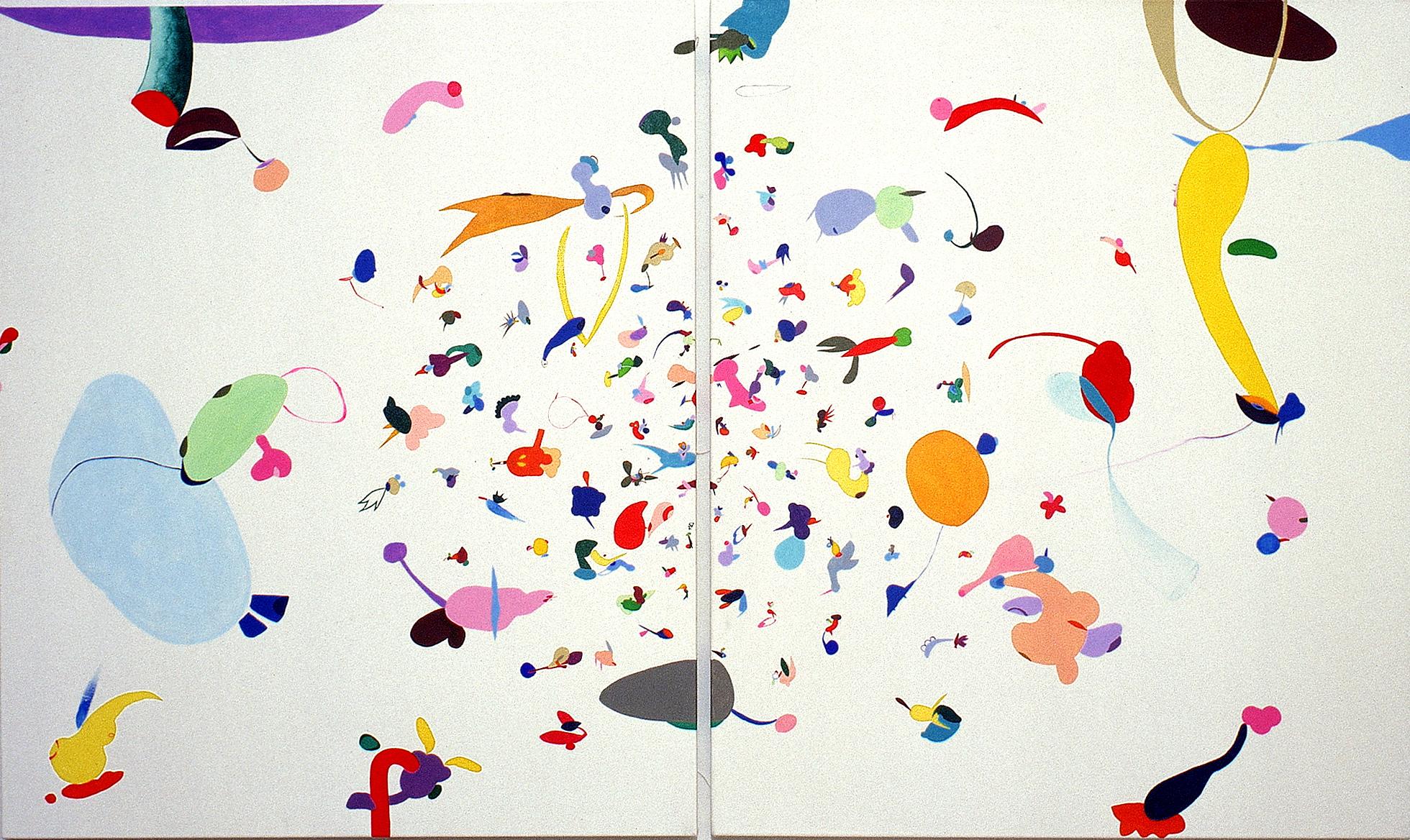 PLANETERIUM 91x81 cm_2003