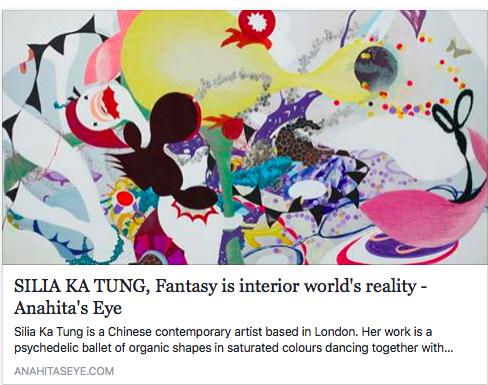 SILIA KA TUNG, Fantasy is interior w