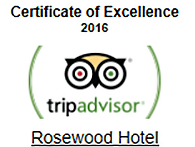 2014 Tripadvisor - Certificate of Excell