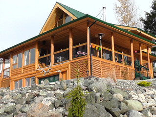 LOGAN LAKE LOG CABIN B&B BUSINESS TOURISM