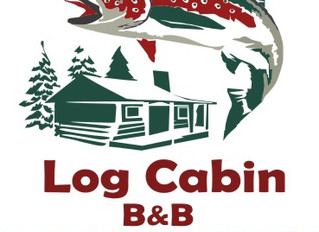 LOGAN LAKE LOG CABIN B&B FOR ALL AGES & SENIORS ARE LOVING IT AS WELL !  NEVER TOO OLD TO GO