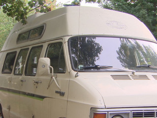 $60.00 per night stay in old camper van or $75 per night in luxury B&B ?