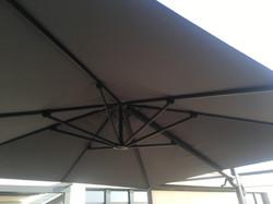parasol carré dombre