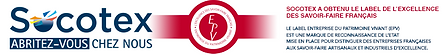 socotex label EPV excellence des savoirs-faire français