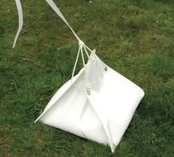 sac pyramidal pour lestage