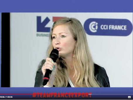 SOCOTEX à la 1ère Convention nationale Team France Export