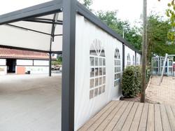 terrasse pour camping abridrive®