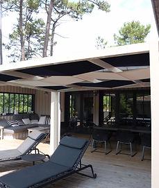 Socotex / Abritez-vous chez nous / fabricant de couverture de terrasse